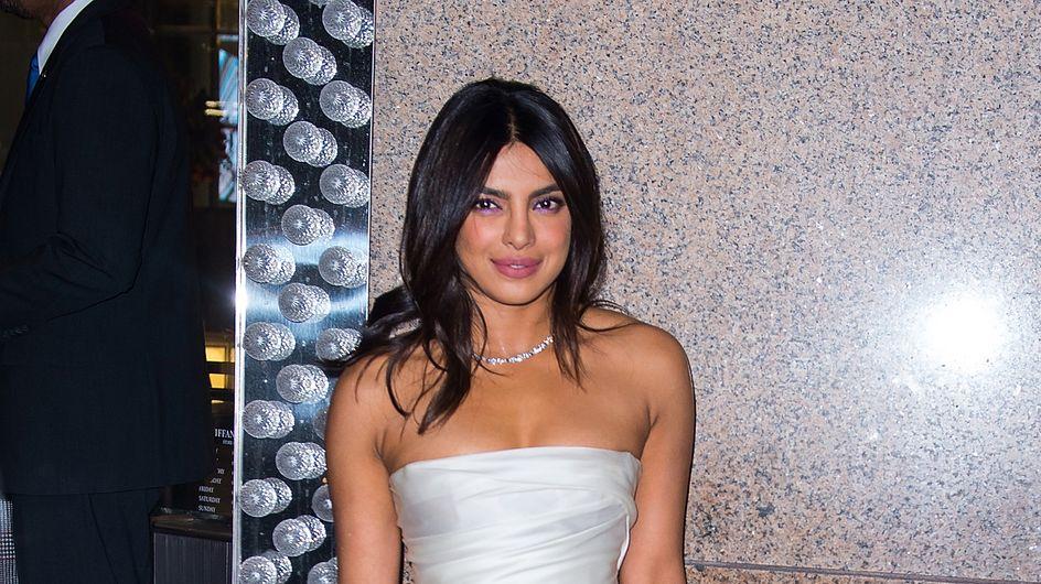 Priyanka Chopra dévoile une autre de ses robes de mariée et on dirait une princesse !