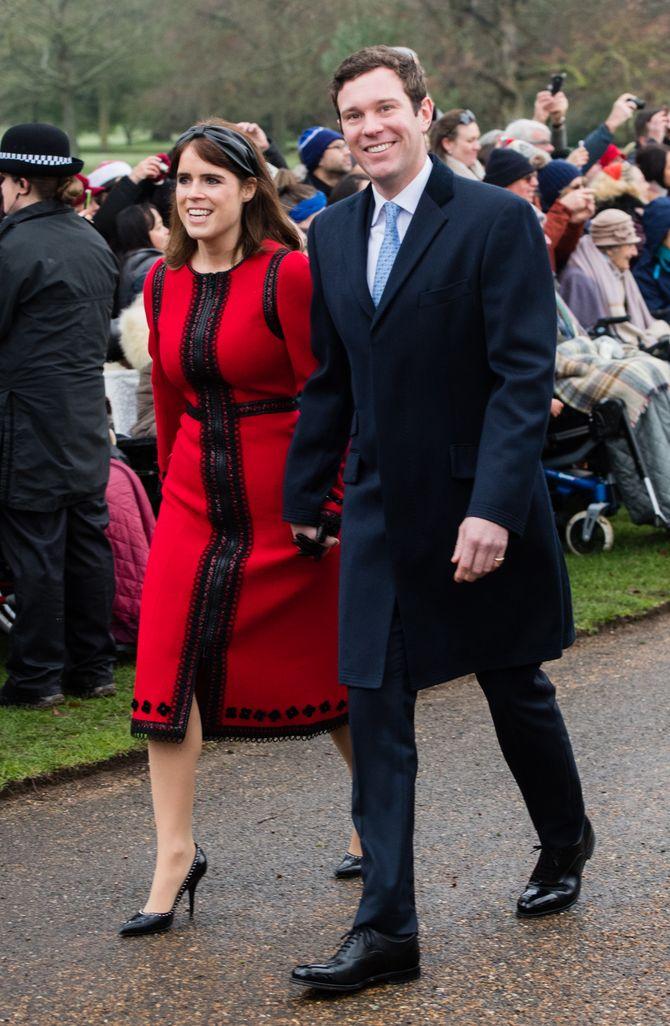 Comme Meghan Markle, la princesse Eugenie brise le protocole royal