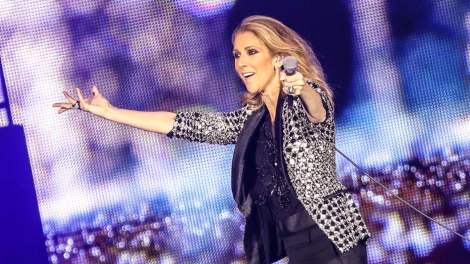 Céline Dion s'éclate au concert de Lady Gaga : les vidéos hilarantes !