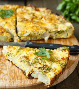 10 quiches sans pâte, aussi bonnes et plus légères