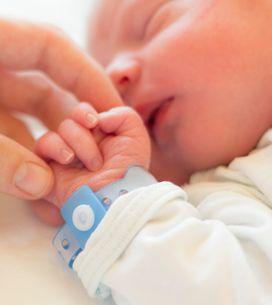 Une maman donne naissance à un bébé de 6,4kg, les photos sont incroyables