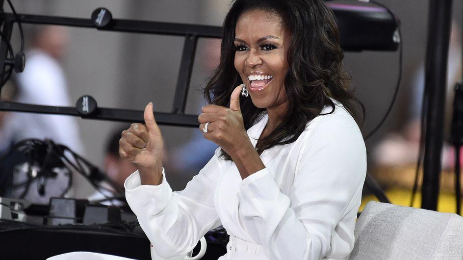 Michelle Obama devient la femme la plus admirée des Etats-Unis