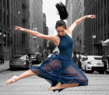 Combina el ballet con el fitness para adelgazar y ganar fuerza muscular