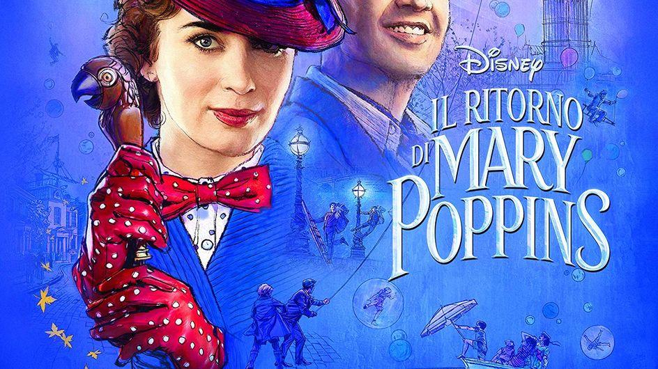 Mary Poppins- Il Ritorno: tutti i gadget ispirati al film