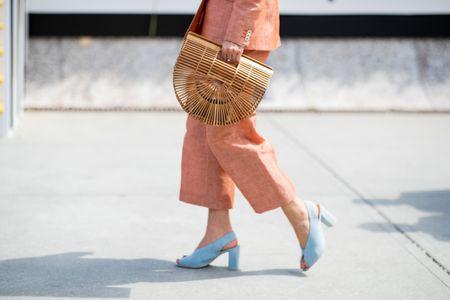 Un sac en bambou