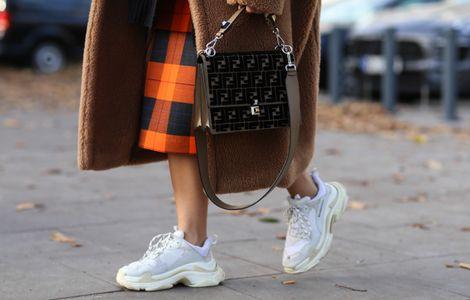 Des chaussures stylées