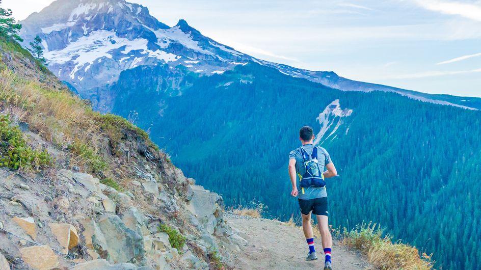 Running en el Mont Blanc, la crónica de una aventura fascinante