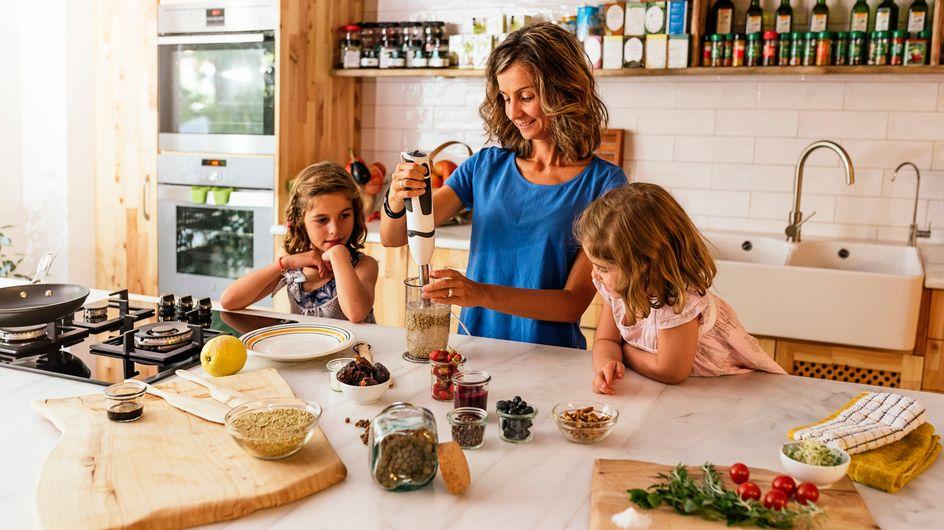 ¿Cómo reducir el uso de plásticos en la cocina?
