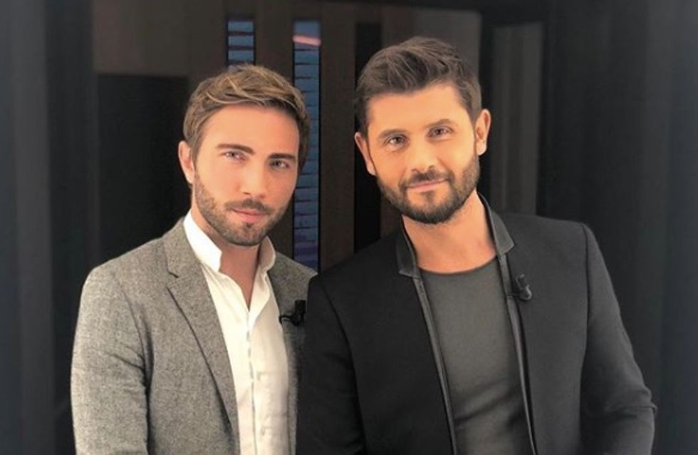 Christophe Beaugrand se confie sur son désir de paternité avec son mari (photos)