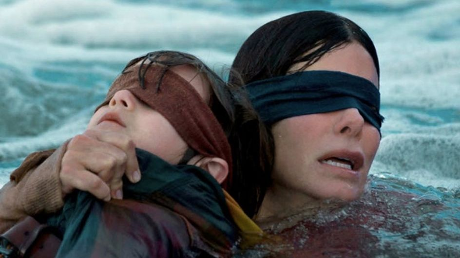 Inquiète, la plateforme Netflix met en garde contre le Bird Box challenge et ses dangers