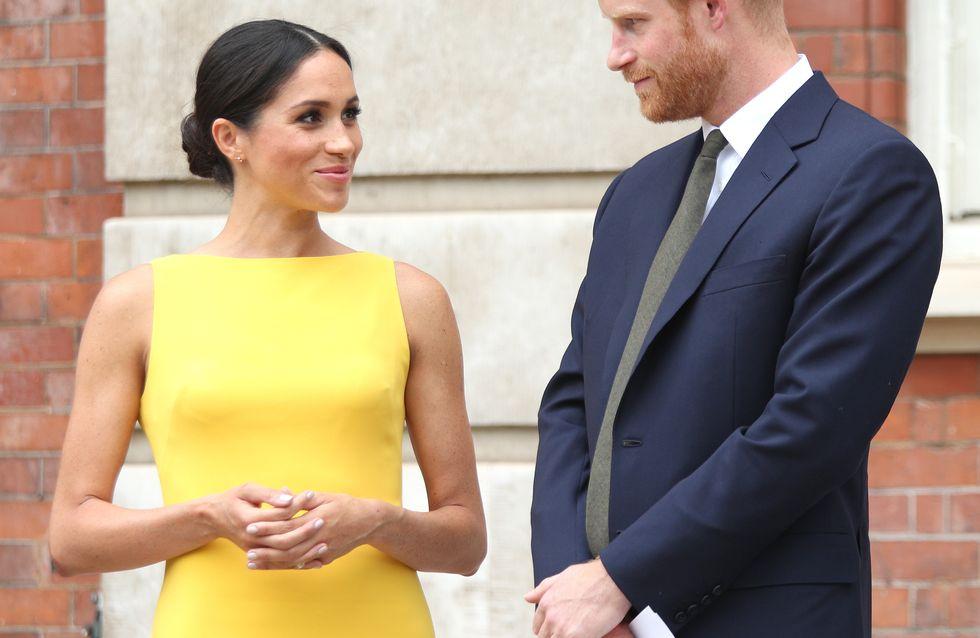 """""""Comporte toi en homme"""", le père de Meghan Markle s'en prend au prince Harry"""
