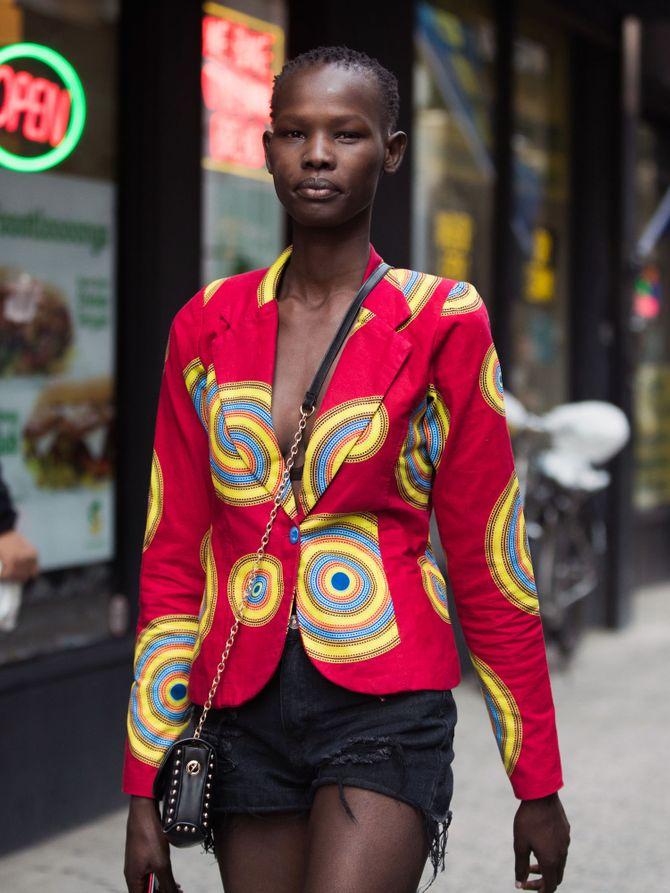 Les imprimés africains