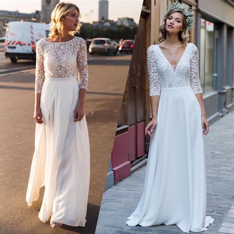 Robe De Mariee 2019 Les Plus Beaux Modeles