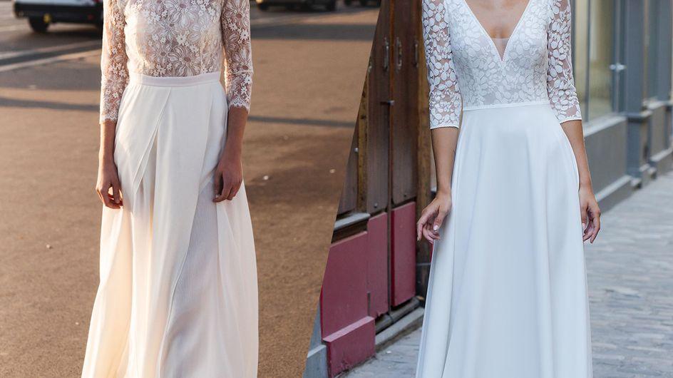 """30 robes de mariée pour se dire """"oui"""" en 2019"""