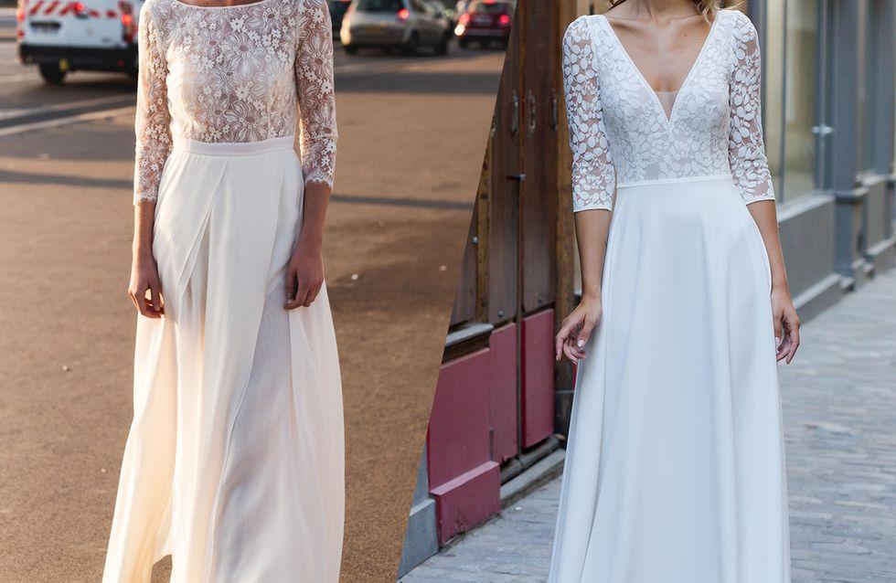 Robe de mariée 2019 : les plus beaux modè