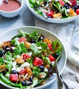 Diese 5 Salate helfen beim Abnehmen und machen auch noch lange satt