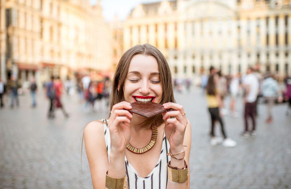 C'est prouvé, le chocolat est un remède efficace contre la toux !