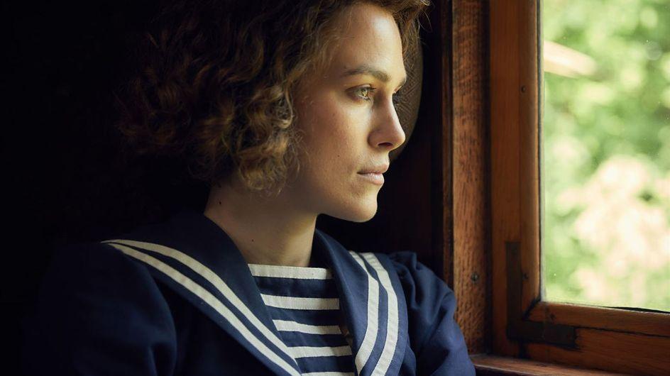 Keira Knightley, lumineuse, incarne l'écrivaine Colette (vidéo)