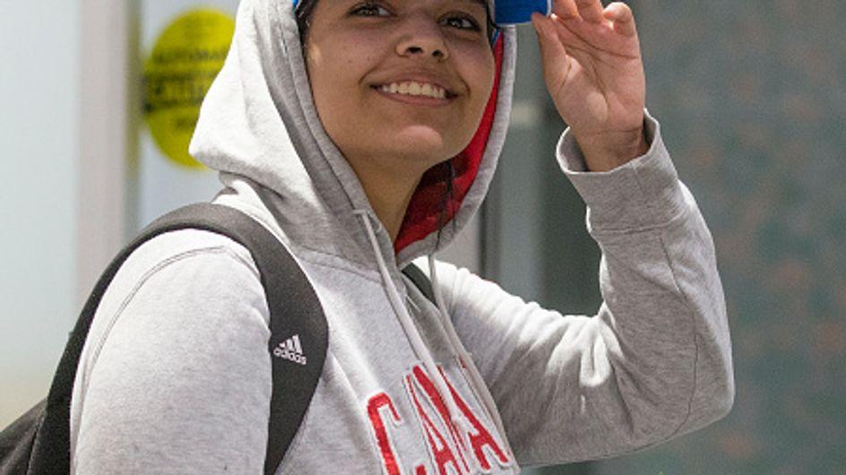 Après avoir fui l'Arabie Saoudite, Rahaf Mohammed al-Qunun est arrivée au Canada