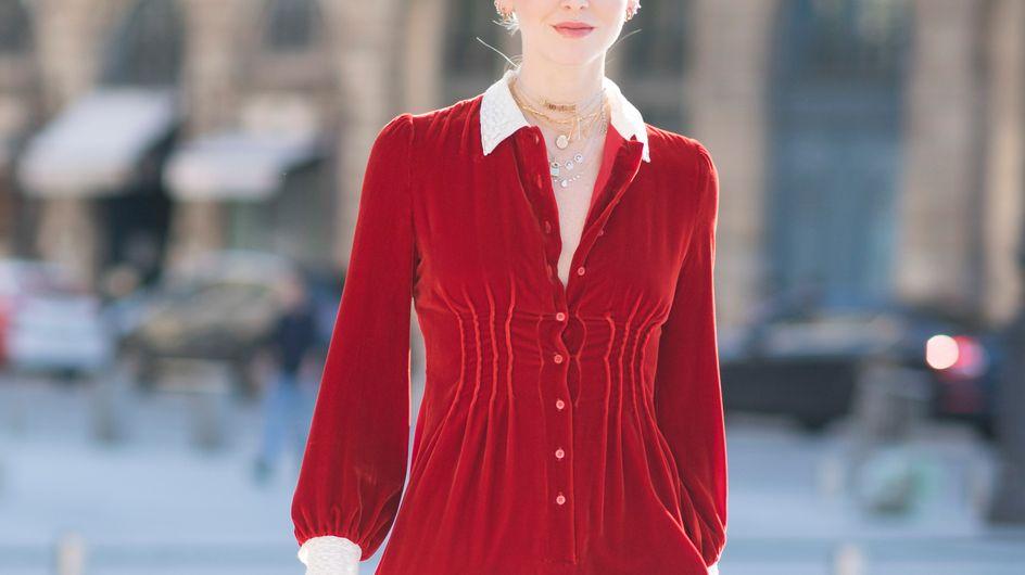 Vestidos rojo pasión: el color de la seducción