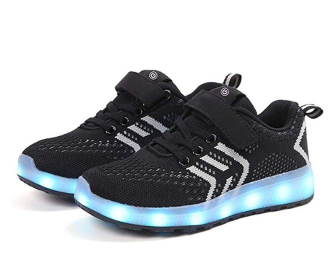 Zapatillas luminosas Axcer