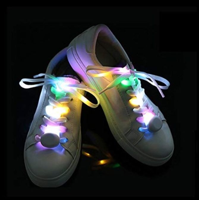 Zapatillas luminosas ByBetty