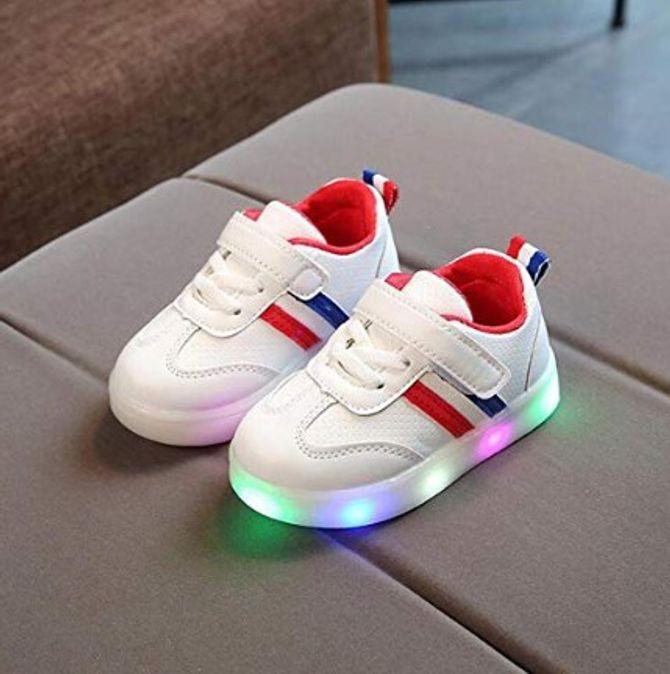 Zapatillas luminosas QINmm