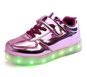 Zapatillas luminosas DoGeek