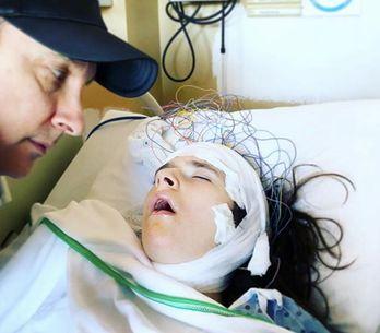 La fille de Jean-Marc Généreux, atteinte du syndrome de Rett, a été hospitalisée