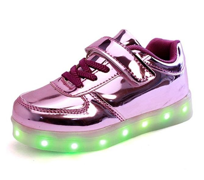 Zapatillas luminosas DoGeek