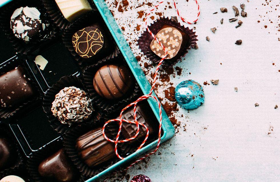 Endulza tu San Valentín con las mejores recetas de bombones