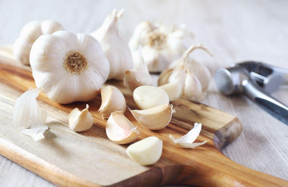 L'ail, un aliment bon pour la santé
