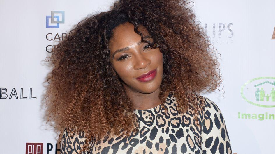 En combishort et collants résille, Serena Williams fait sensation à l'Open d'Australie