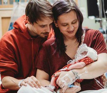Elle donne naissance à son bébé malade pour pouvoir faire don de ses organes et