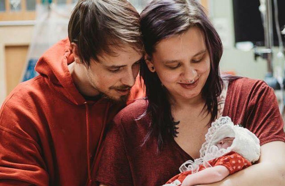 Elle donne naissance à son bébé malade pour pouvoir faire don de ses organes et sauver des vies