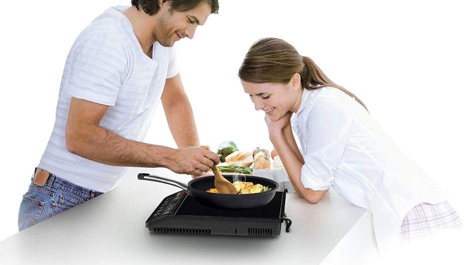 Que cuisiner sur une plaque à induction ?