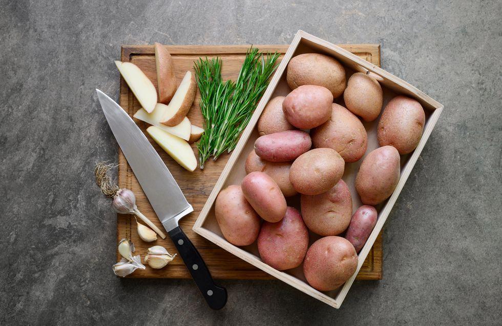 7 manières de cuisiner la pomme de terre