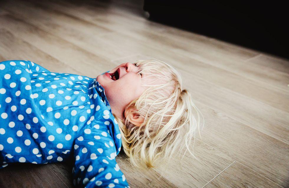 Wenn nix mehr hilft: 5 Tipps gegen Wutanfälle bei Kleinkindern