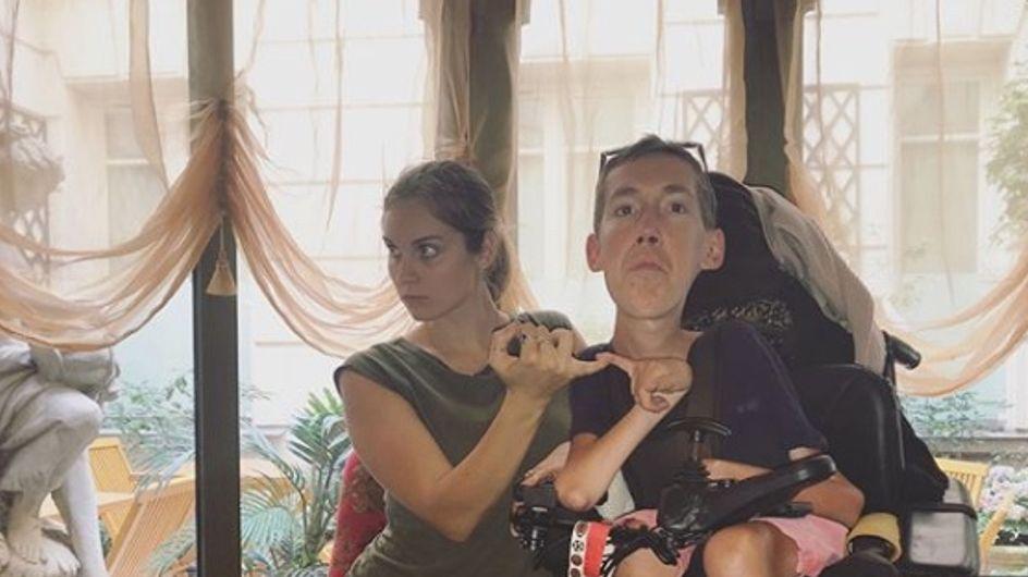 Avec beaucoup d'humour, ce couple prouve que l'amour est plus fort que tout (photos)