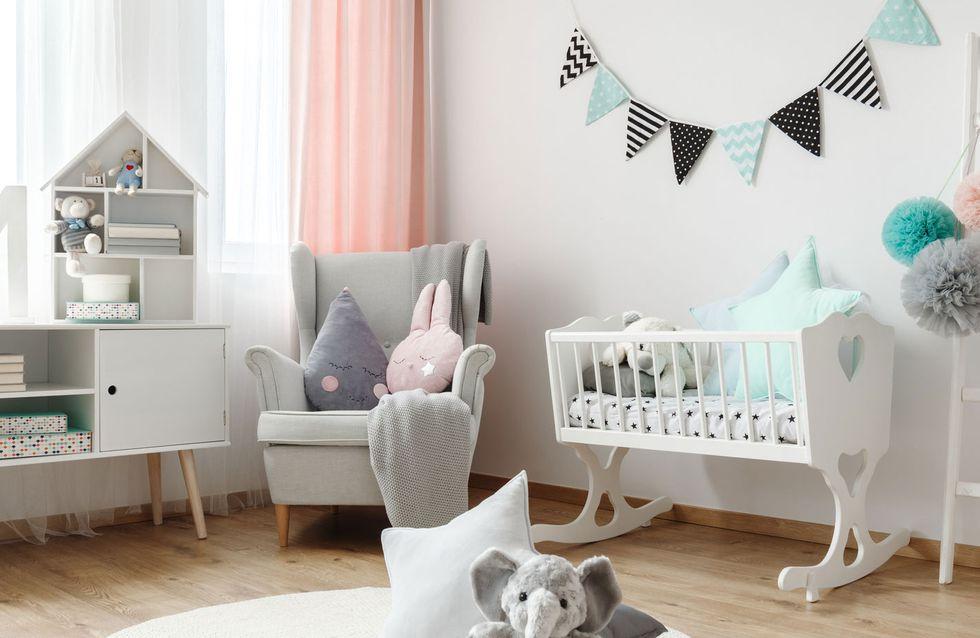 Une déco magique et inspirante pour la chambre de bébé !