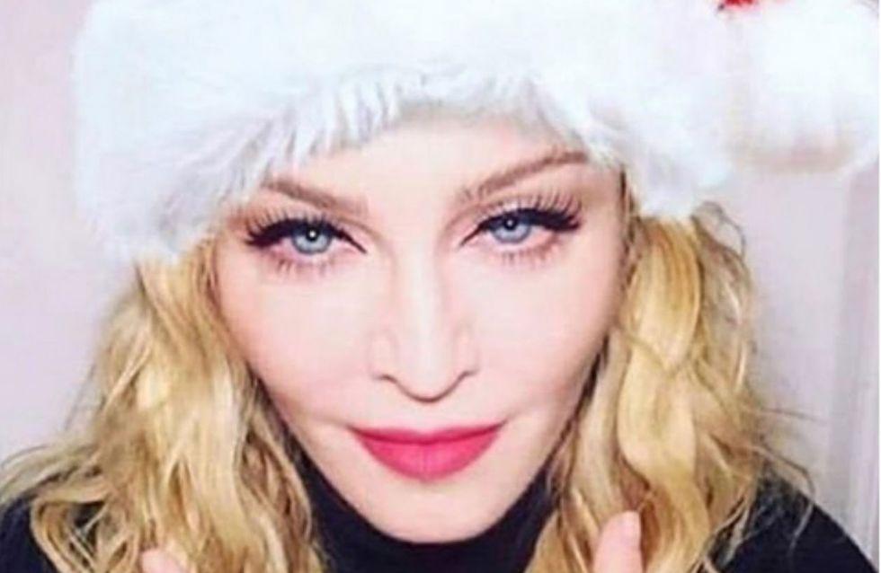 Madonna méconnaissable : elle ne ressemble plus du tout à ça ! (photo)