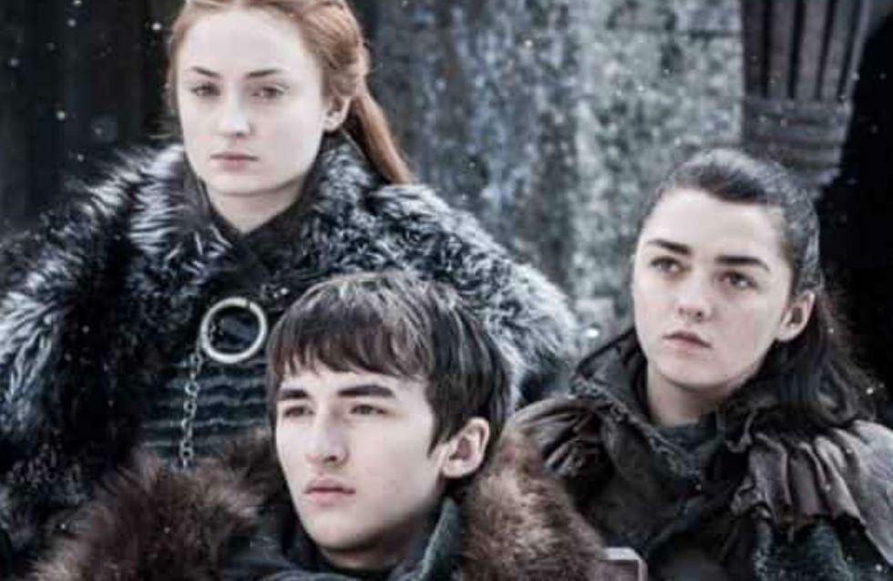 Une actrice de Game of Thrones avait interdiction de laver ses cheveux durant le tournage