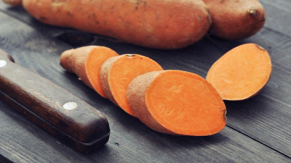 Comment cuire la patate douce ?