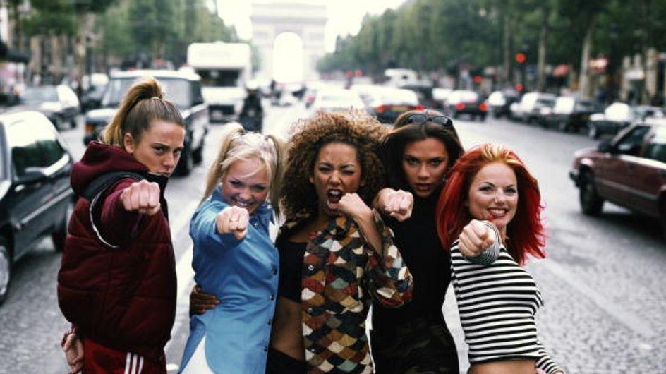 Les Spice Girls promeuvent le Girl Power avec leurs t-shirts… Mais voici comment ils sont fabriqués
