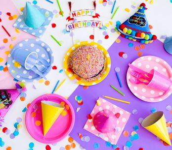 Ideas de decoración geniales para un cumpleaños perfecto