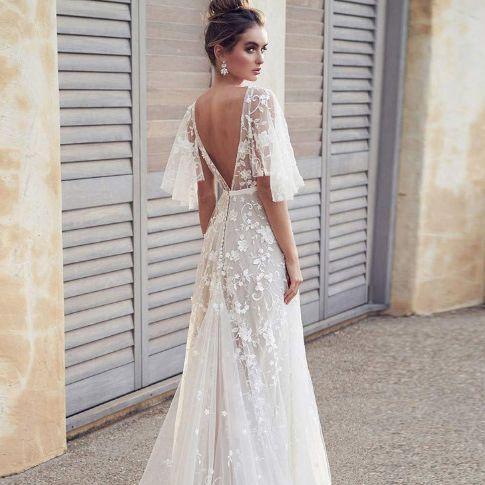 3aaa8fc0a582c Robe de mariée 2019 : les plus beaux modèles