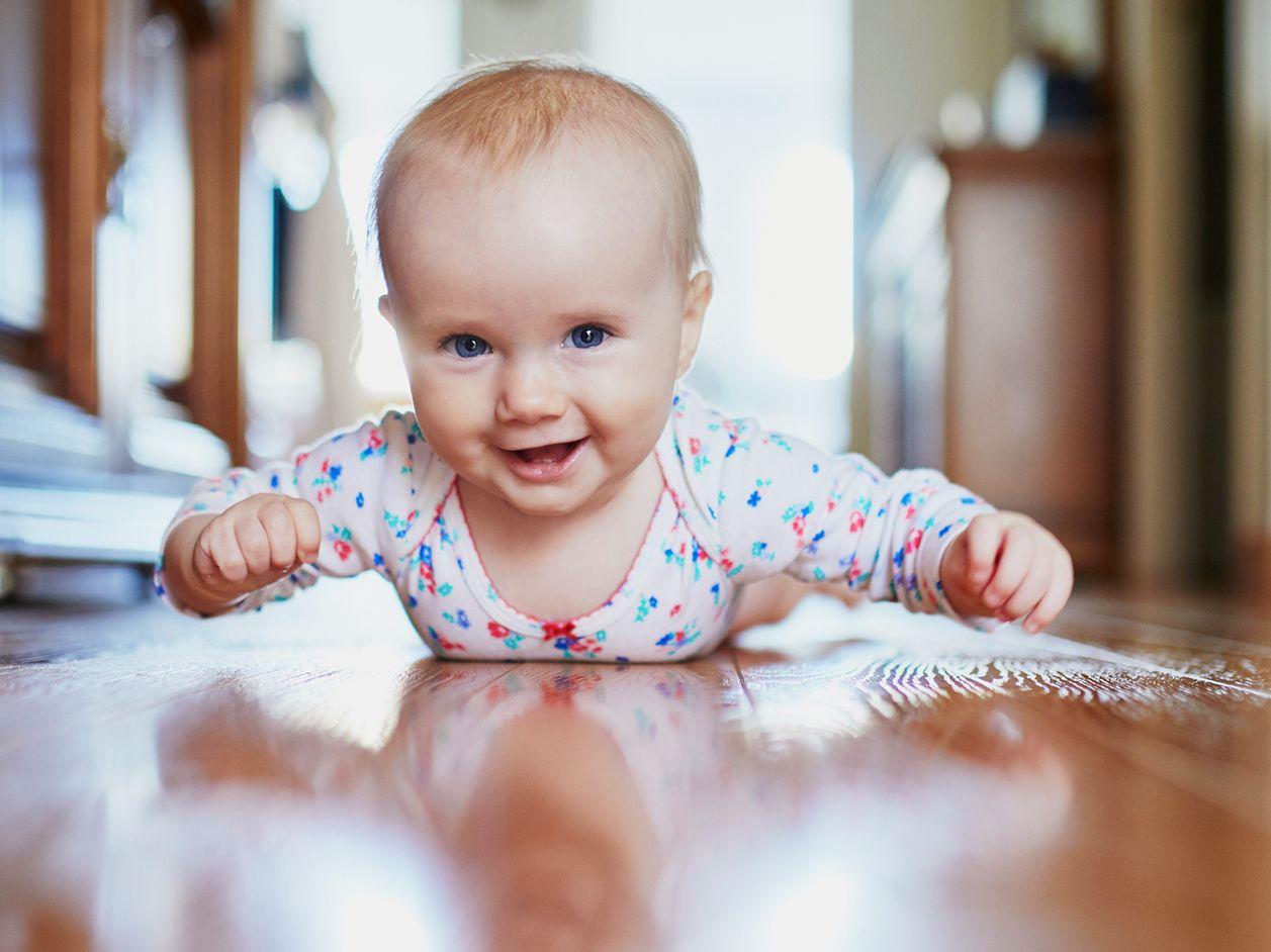 Entwicklung Deines Babys Im 9 Monat Sollte Alles Kindersicher Sein