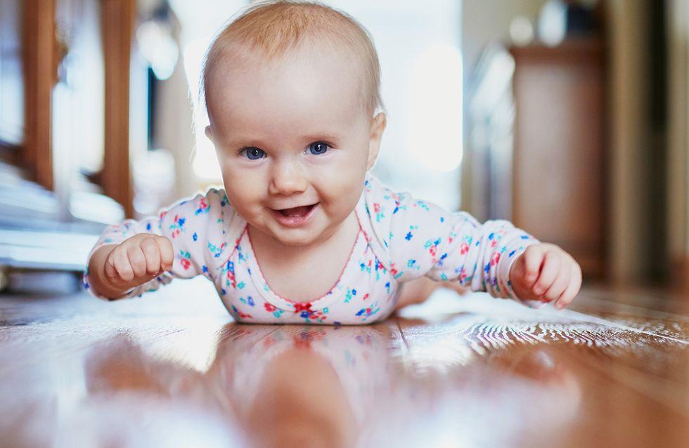 Entwicklung deines Babys: Darauf kommt es im 9. Monat an