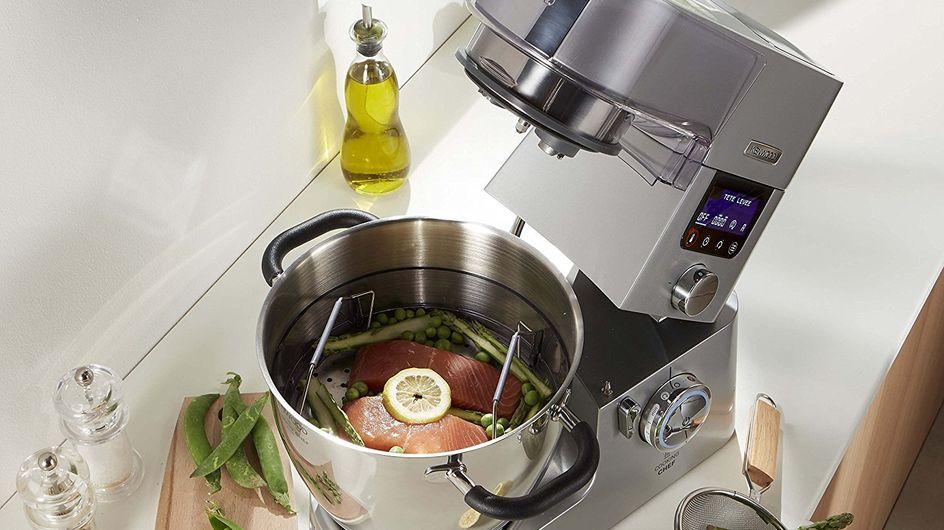 Que cuisiner avec un robot cuiseur ?