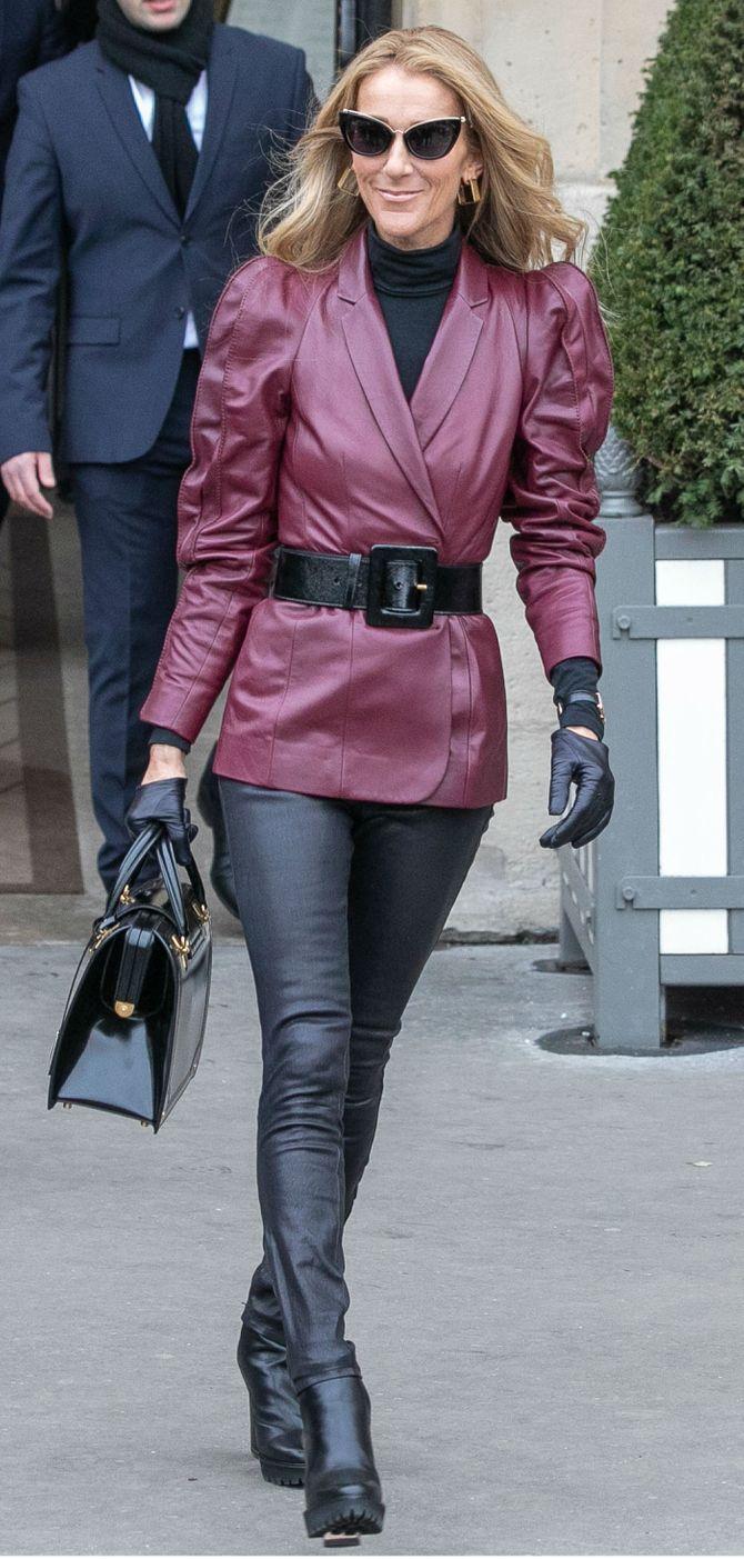 L'incroyable semaine mode de Céline Dion